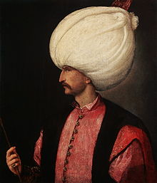 Sultan Suleiman the Magnificent.  Image credit: Sultan Suleiman the Magnificent.