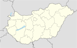From Wikipedia.  Location of Szigetvár, Hungary.