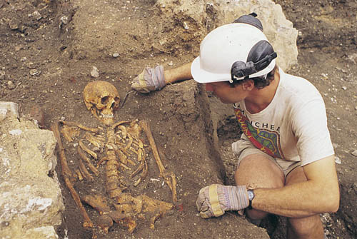 1670s in archaeology