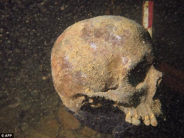 Skeleton crew found inside the wreckage of WWII-era Nazi U ...