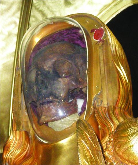 The Skull Of Mary Magdalene Strange Remains