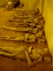 Mummies in crypt of Capuchin monastery in Brno, Czech Republic. Image Credit: Miaow Miaow on Wikipedia