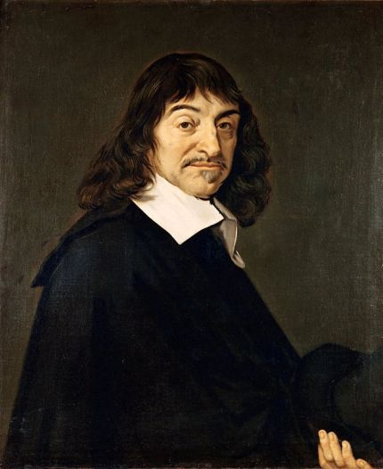 Portrait of Rene Descartes. Image from Wikipedia.