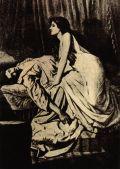 The Vampire by Sir Philip Burne-Jones, ca. 1897.  Image credit: Wikipedia
